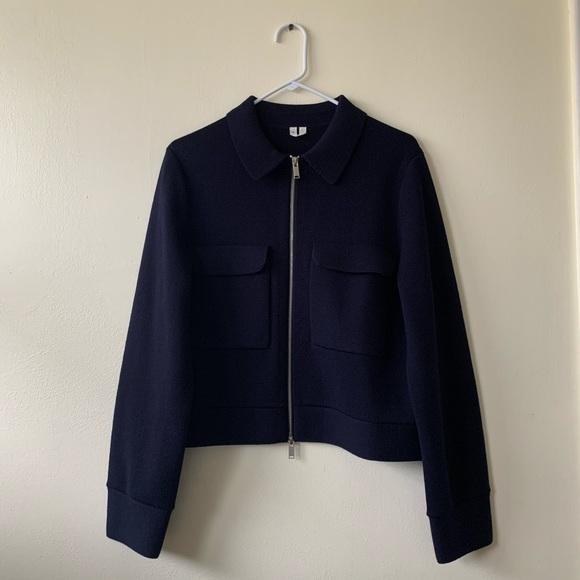 Arket Jackets Coats Merino Box Jacket Poshmark